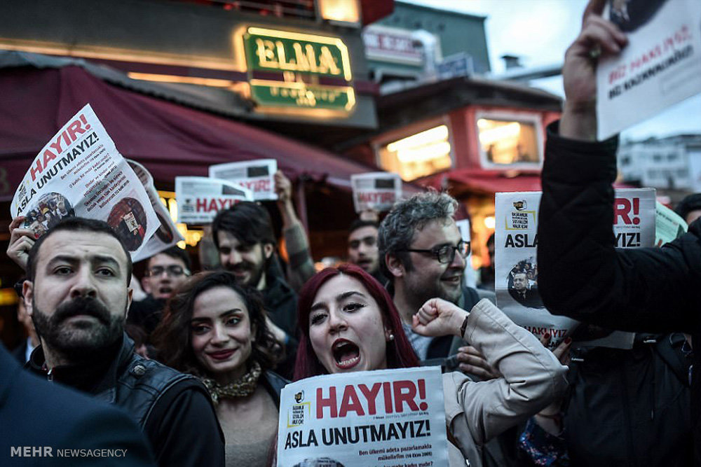 Turkish opposition challenges presidential powers vote