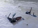 ہندوستان میں بس حادثے میں 44 مسافر ہلاک