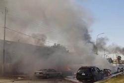 مقتل 3 اشخاص في هجوم انتحاري على مطعم على الطريق بين بيجي وتكريت