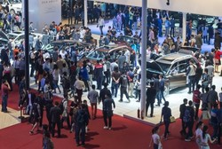 نمایشگاه اتومبیل شانگهای