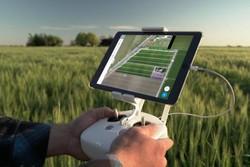 پهپادهای بی نیاز از اینترنت کشاورزی را راحت می کنند