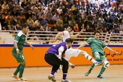 پیروزی ۵ گله ایران مقابل قرقیزستان در نیمه نخست