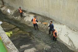 پاکسازی و لایروبی ۵۳۰ کیلومتر از کانالها و مسیل های پایتخت/آمادگی سایت های برف روبی در سطح شهر