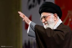 مشاهد من لقاء قادة الجيش مع قائد الثورة الاسلامية