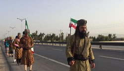 Ethnics set off journey to celebrate Persian Gulf national day