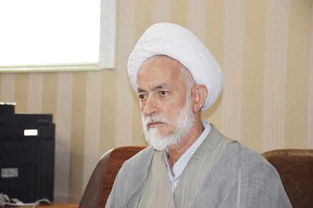حجت الاسلام محمد احمدی امام جمعه بیارجمند