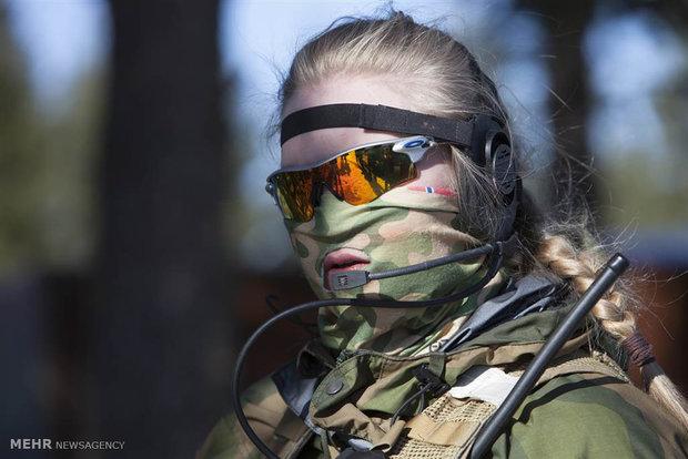نیروهای ویژه زن در ارتش نروژ