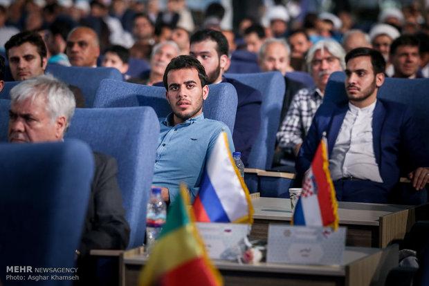 İran'da Uluslararası Kur'an-ı Kerim Yarışmaları başladı
