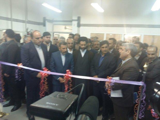 وزیر ارتباطات ۱۰۵۲ طرح مخابراتی را در کرمانشاه افتتاح کرد