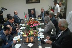 معاون رئیس جمهور از شرکت کاشی کسری بازدید کرد