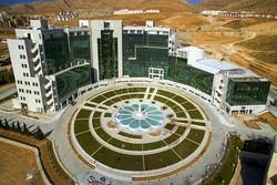 رئيس الجمهورية يفتتح مستشفى بو علي سينا في شيراز
