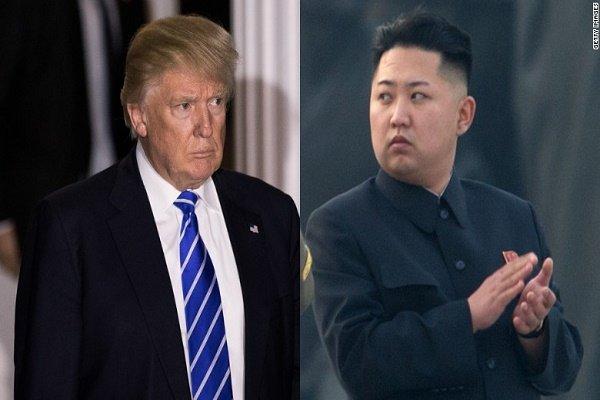 ترامپ و کیم جونگ اون