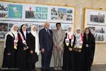 افتتاح نمايشگاه تصويري با حضور سفير عراق در دانشگاه تهران