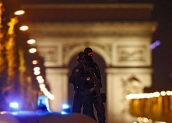 Iran condemns terrorist attack in Paris
