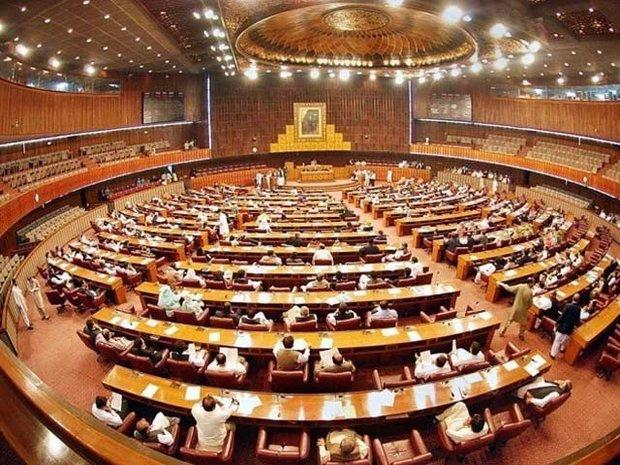 پاکستان کی قومی اسمبلی میں انڈے مارنے کا ممکنہ منصوبہ ناکام