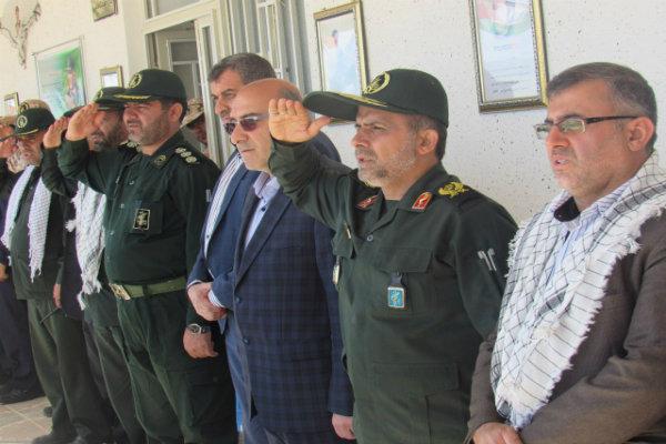 رزمایش مدافعان حرم سپاه عشایر کهگیلویه و بویراحمد