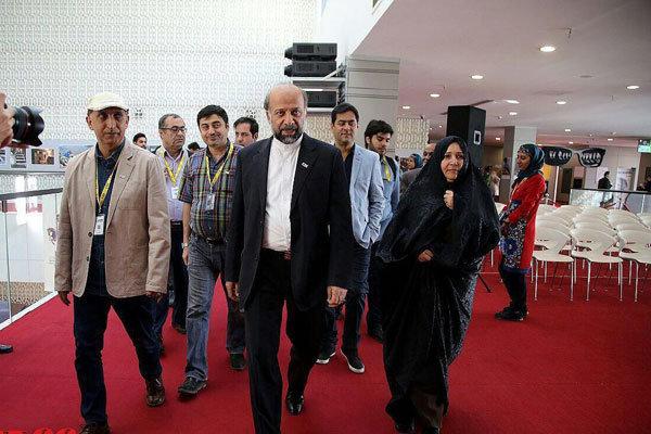 محمدمهدی حیدریان در جشنواره فجر