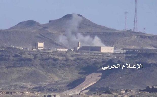إحراق مخازن أسلحة واستهداف تجمعات المرتزقة في الطوال بجيزان
