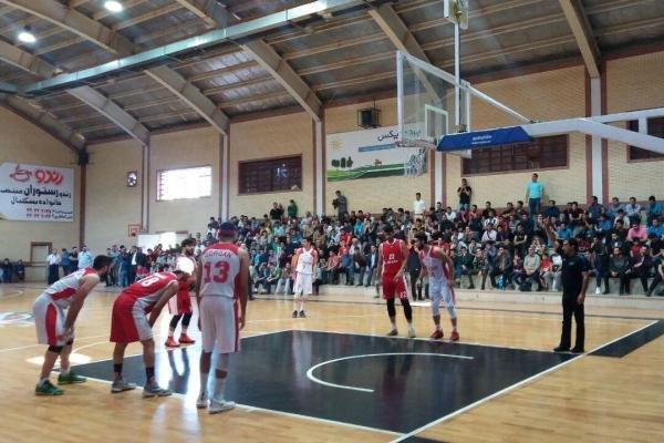 تیم بسکتبال قطران کاوه گرگان