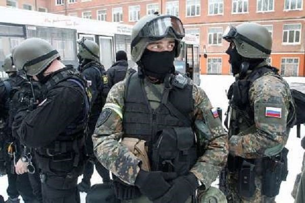 دو نفر در حمله به یک شعبه سازمان امنیت فدرال روسیه کشته شدند