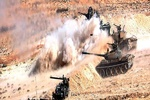حمله ارتش لبنان به مواضع داعش در ارتفاعات «راس بعلبک»