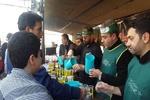 مردم نهبندان میزبان زائران پاکستانی/ ۱۵۰۰ زائر حسینی پذیرایی شدند