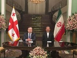 Iran, Georgia share common stances on regional issues