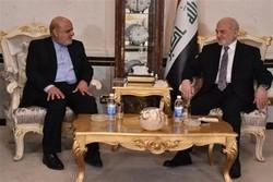 مسجدی استوارنامه خود را تقدیم وزیر خارجه عراق کرد