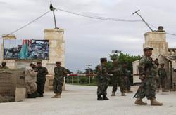 پایگاه نظامی افغانستان