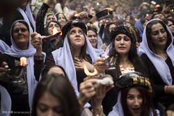 سال نوی ایزدی ها در عراق