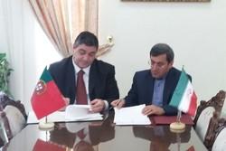 الغاء تأشيرات السفر بين ايران والبرتغال في مجالي السياسة والخدمات