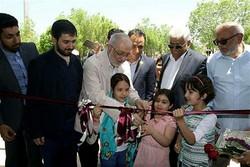 افتتاح کتابخانه توسط مختارپور در شیراز