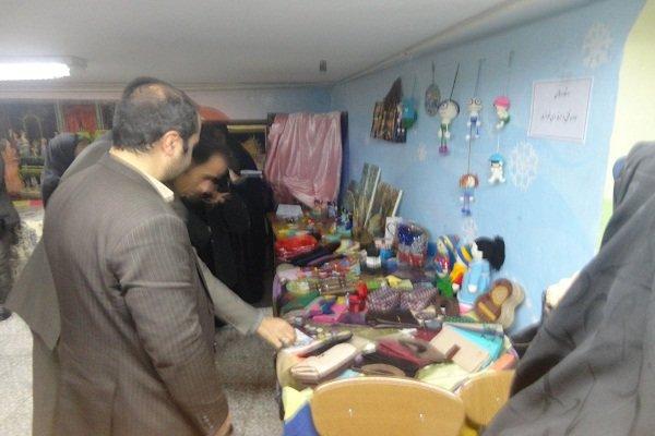چهارمین نمایشگاه هفته مشاغل خراسان جنوبی در بیرجند افتتاح شد