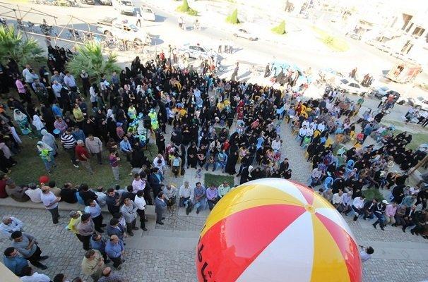 همایش پیاده روی خانوادگی در بلوار طاقبستان کرمانشاه برگزار میشود