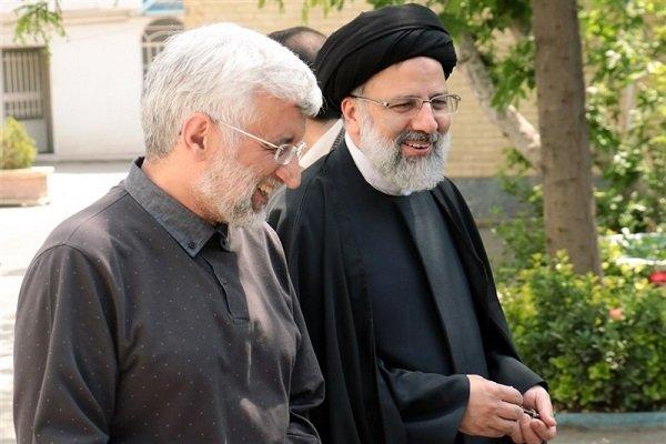 جلیلی با حجت الاسلام رئیسی دیدار و گفتگو کرد