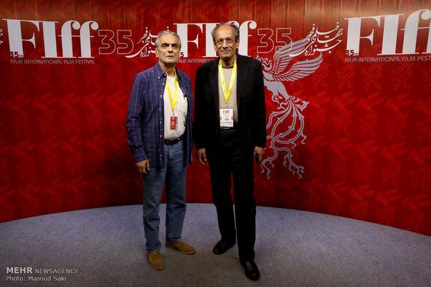 Uluslararası Fecr Film Festivali ikinci gününde