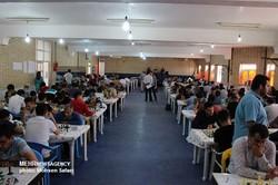 مسابقه بزرگ شطرنج در کنگان برگزار شد/حضور ۱۷۰ شطرنجباز مطرح کشور