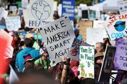 تظاهرات روز زمین