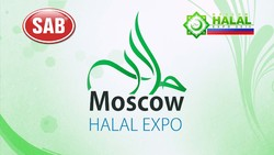 Moscow Halal Expo.