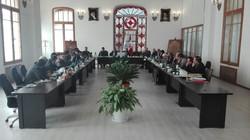 جلسه علنی شورای شهر تبریز