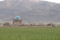 چمن تاریخی سلطانیه با کود پاشی احیا میشود