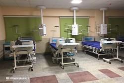 تخت بیمارستان دیر