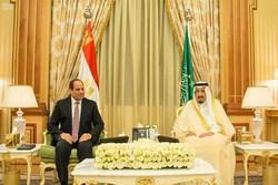 السیسی با ملک سلمان دیدار کرد