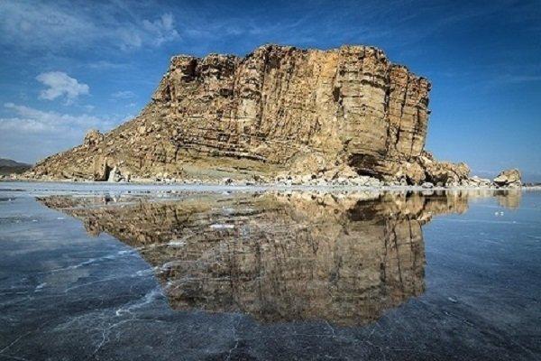 Urmiye Gölü'nün su seviyesi 80 santimetre yükseldi