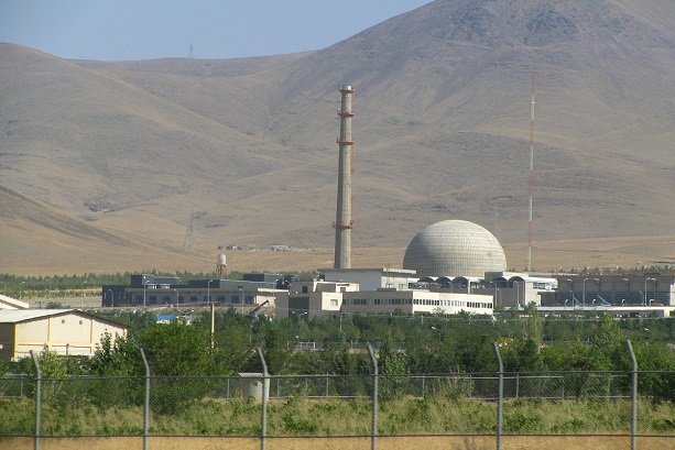 Iran, China sign nuclear plant redesign contract