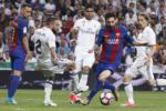 بارسلونا برنده ال کلاسیکو/ مسی مرد بی مهار سانتیاگو برنابئو