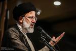 سخنرانی حجت الاسلام رئیسی در تهران لغو شد
