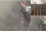آتشسوزی مهیب در نزدیکی دانشگاه مریلند