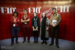 3rd day of Fajr Intl. Filmfest.