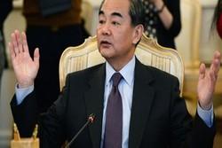 وزير امور خارجه چين